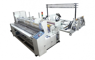 家用卫生纸卷纸是用什么机器生产出来的