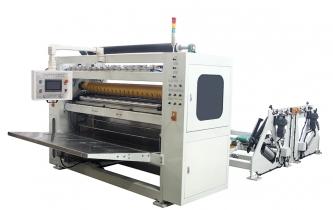 泉州棉柔巾折叠机